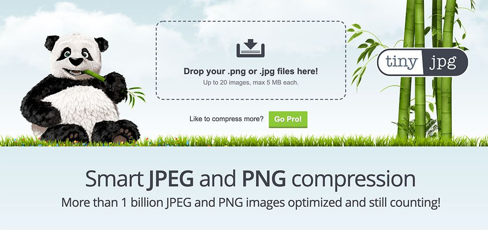 TinyJPG / TinyPNG